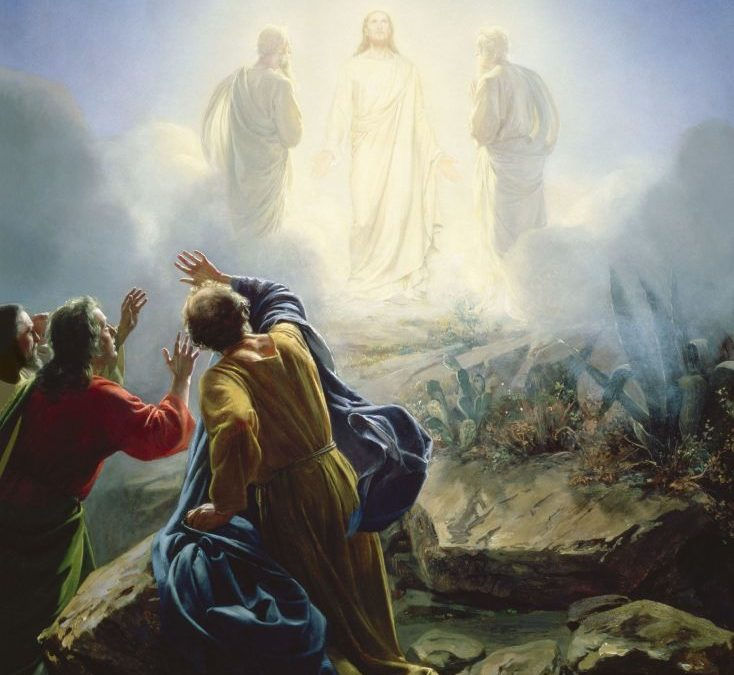 """Feast Of The Transfiguration"""
